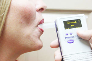 Breath alcohol tests